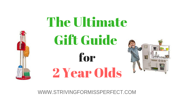 The Ultimate Gift Guide For 2 Year Olds